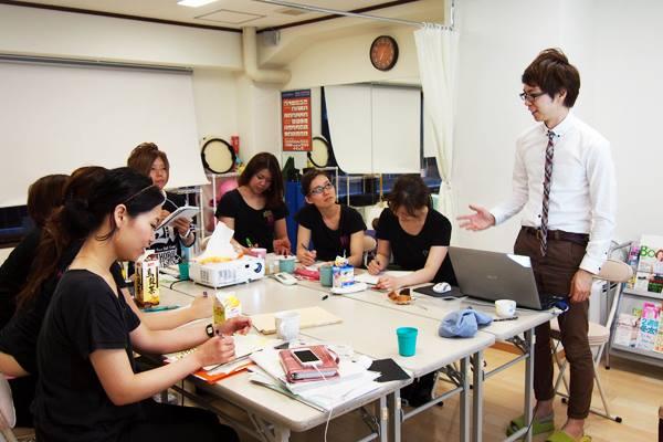 京都エステサロン ナチュラルボディラボにて出張ブログ講座 byさちお